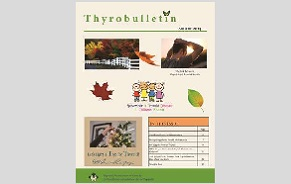 Thyrobulletin – Autumn 2019 Now Available