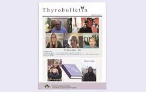 Thyrobulletin – Printemps 2021 maintenant disponible